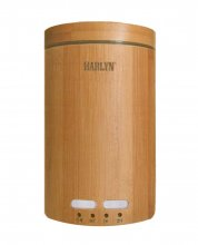 Harlyn Ultrasonic Oil Diffuser - Aromatherapy - Bamboo Finish